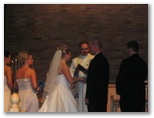 Nathan and Kelly get married in Mondovi Wisconsin