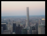 Central Park and 432 Park from the Empire State